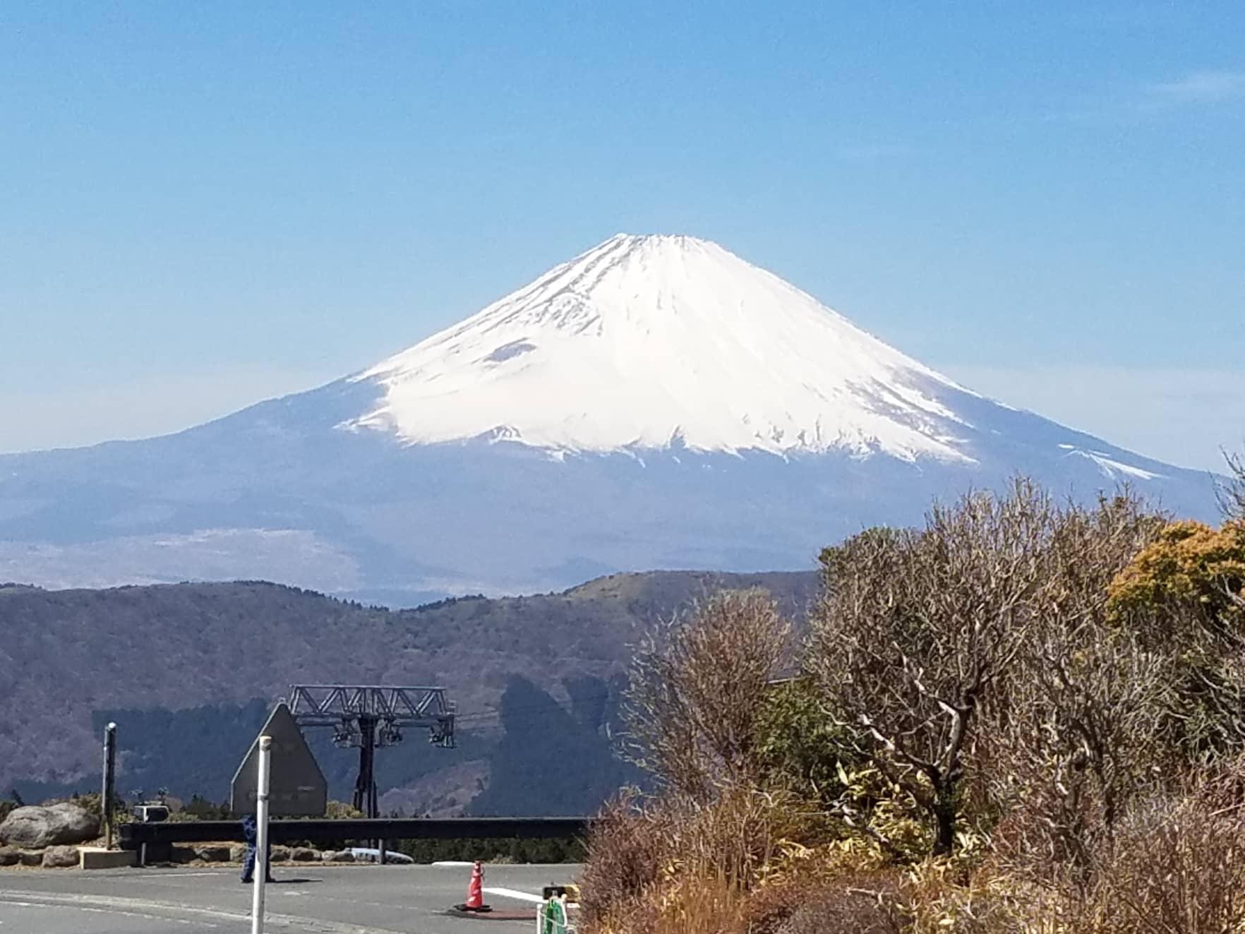 Fijisan, Owakudani, Hakone