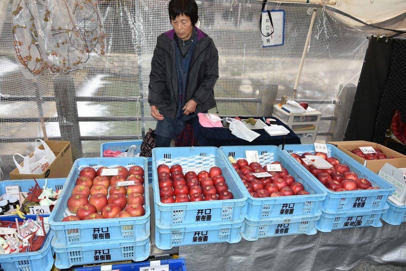 Fuji apple, Takayama