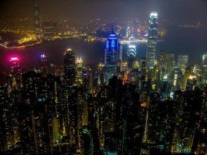 Victoria Peak (Връх Виктория), Hong Kong