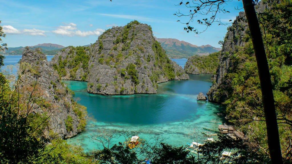 Пътешествие до остров Палаван, Филипини