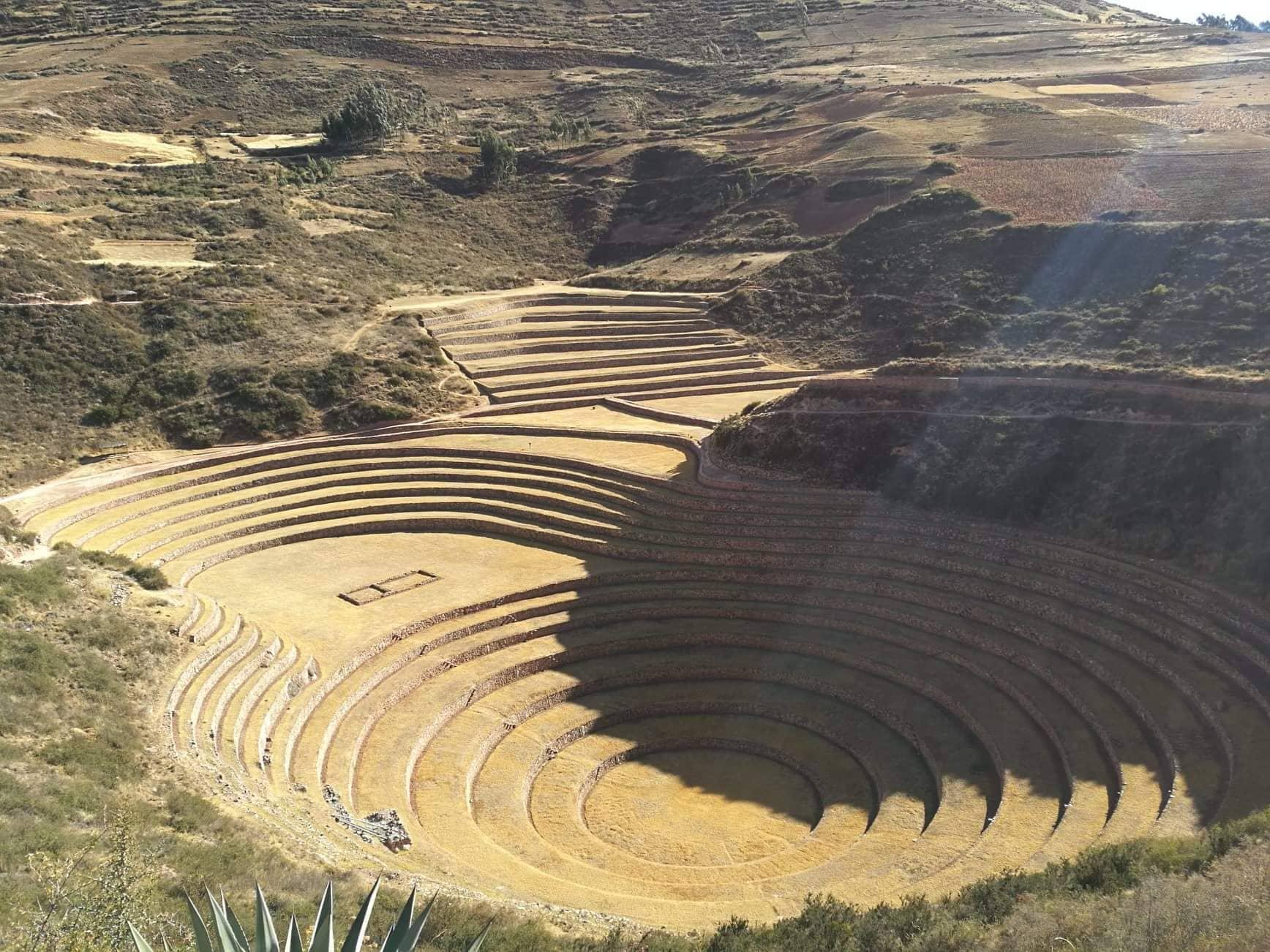 Inca sacred valley, Peru
