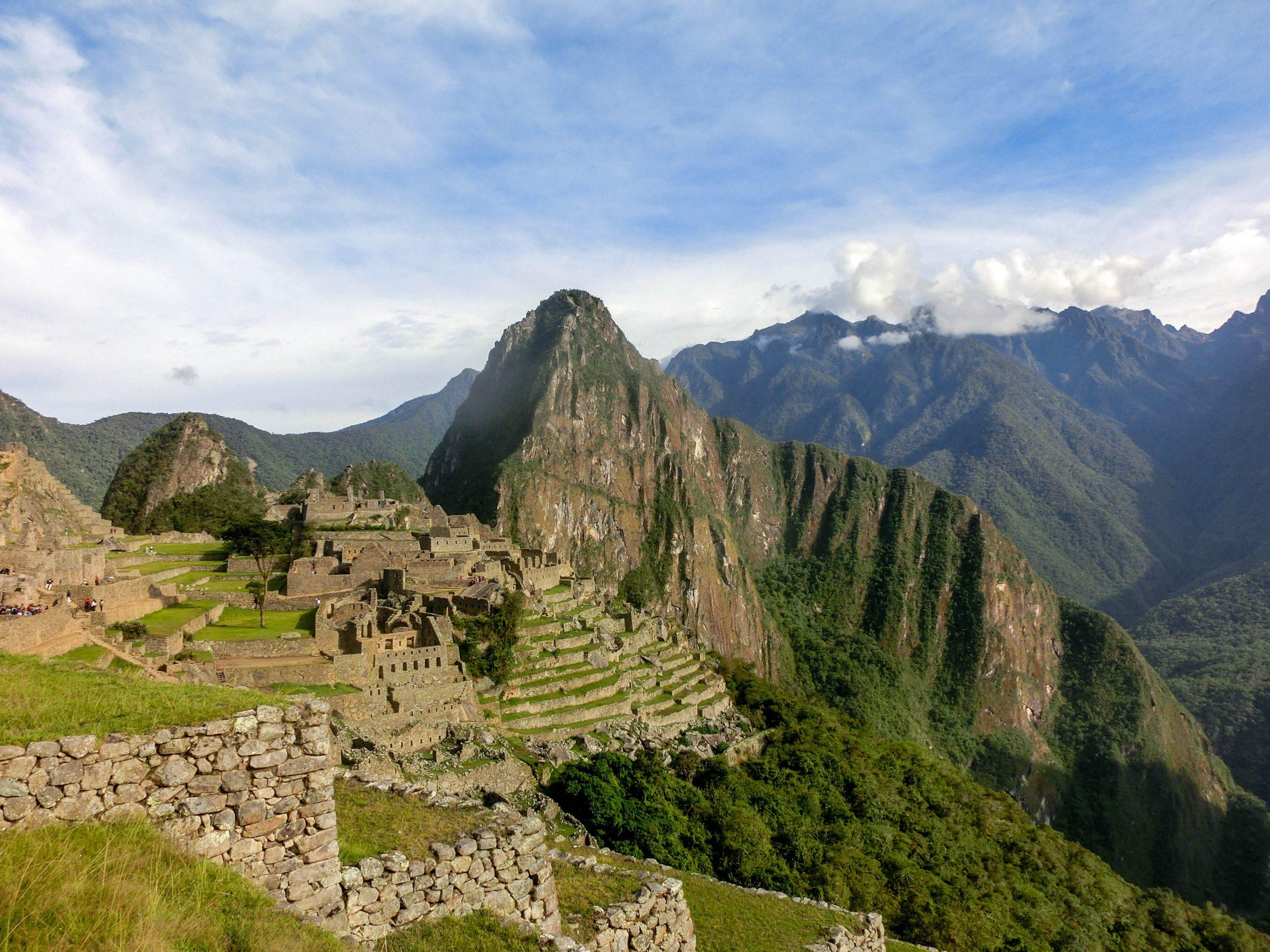 Пътешестве до Перу и Боливия