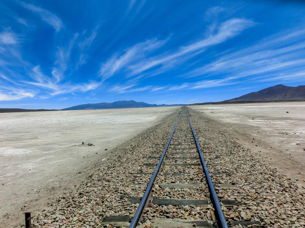 Salt flats Uyuni, and lagoons, Bolivia