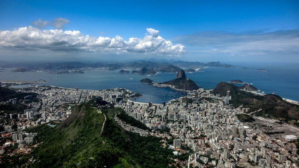 Бразилия и Аржентина – къс вариант