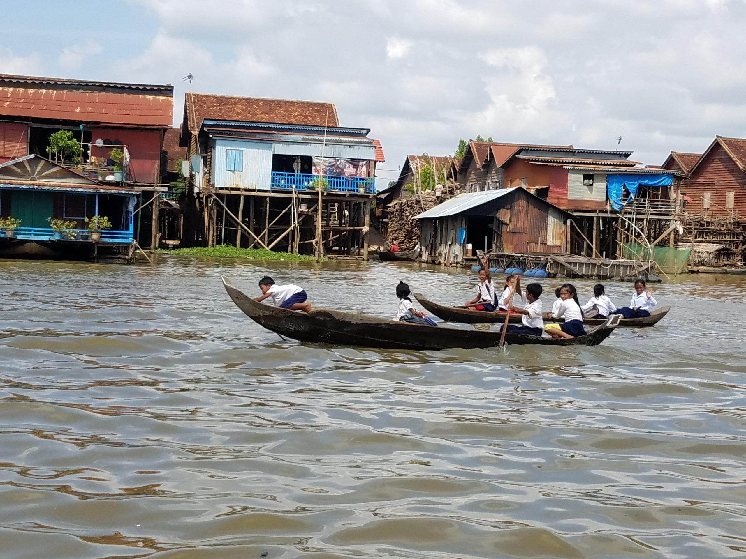 Тонле Сап, Камбоджа