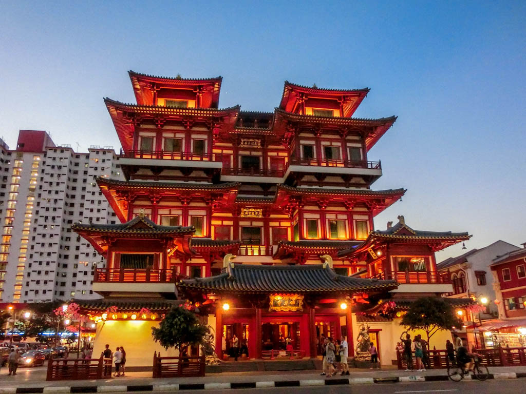 Китайски квартал, Сингапур