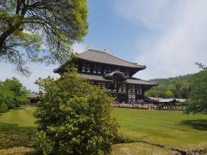 Tōdai-ji temple, Nara
