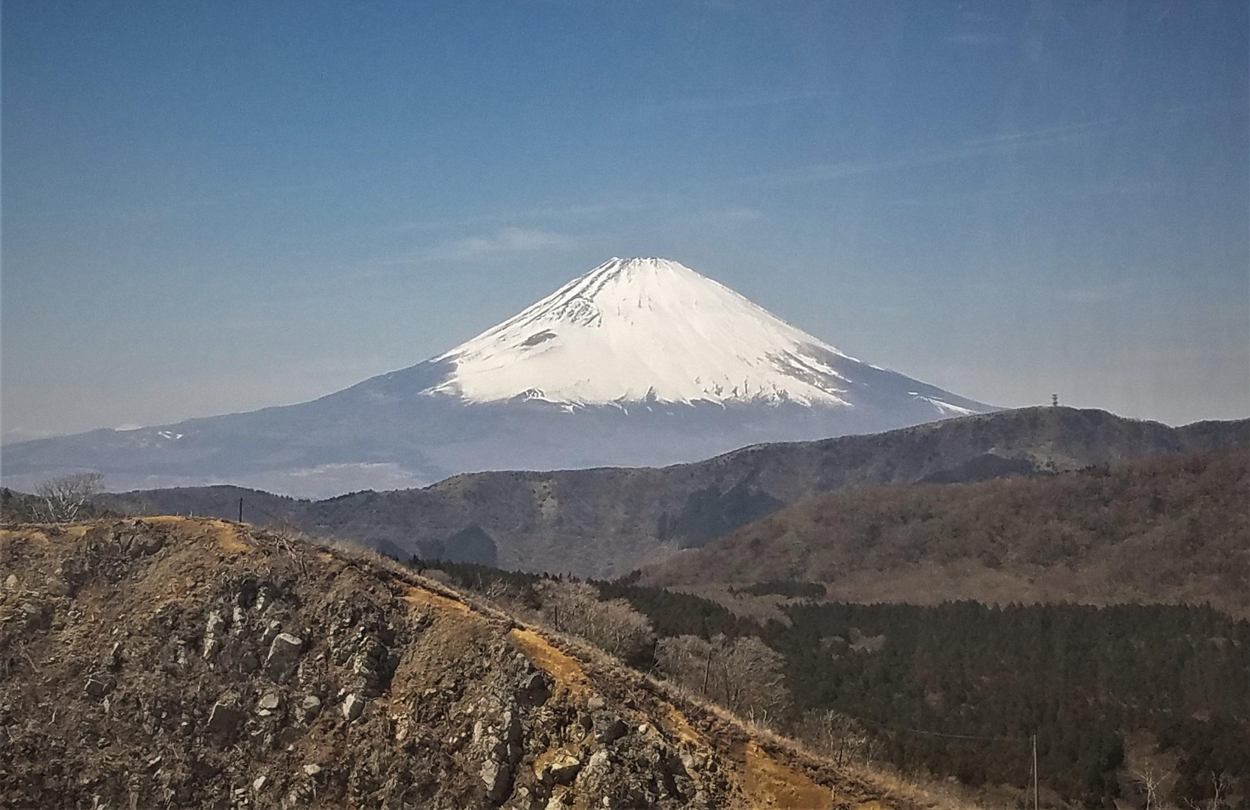 Япония – изкачване на вулкана Фуджи