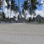 Плаж в близост до хотела в Занзибар