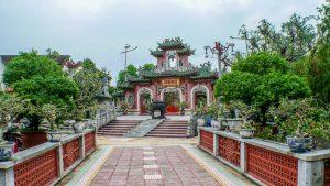 Къщата на китайското съсловие в Хой Ан, Виетнам