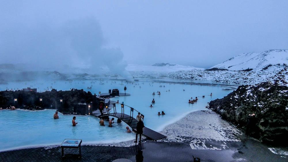 Iceland, nature, Blue Lagoon