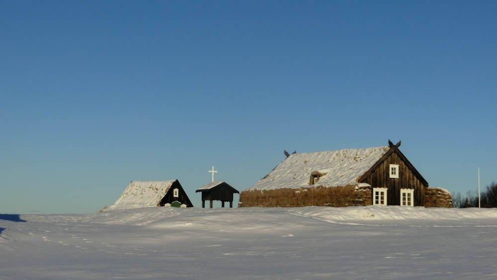 Iceland, Árbær museum