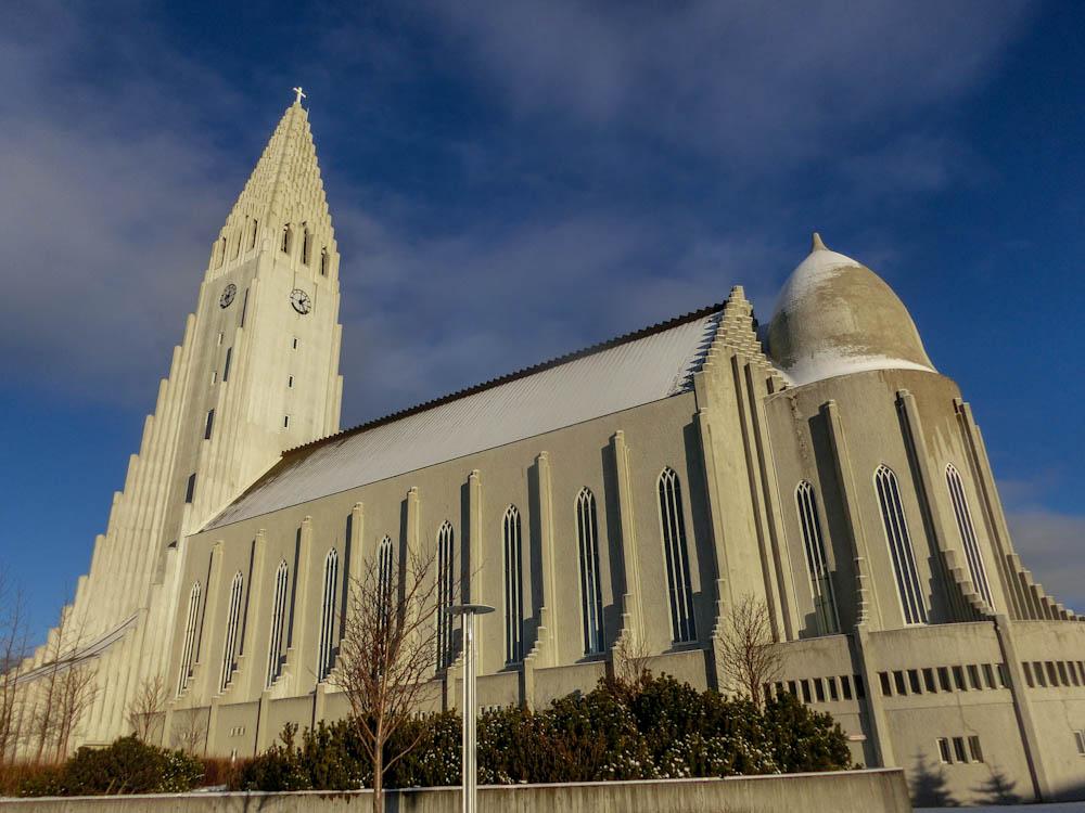 Hallgrimskirkja, Reykjavik, church