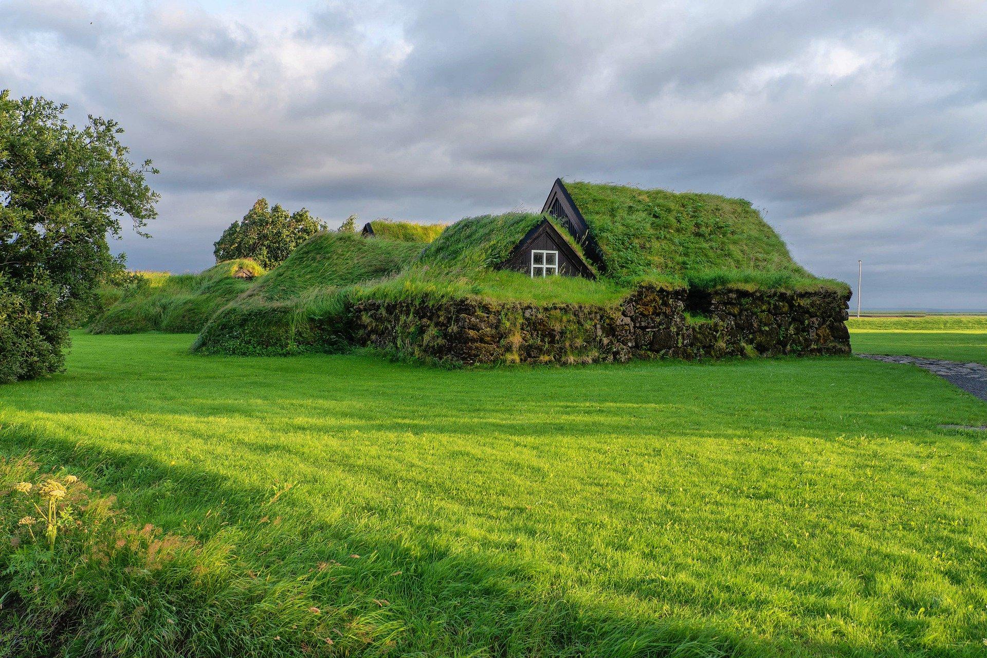 house, Iceland