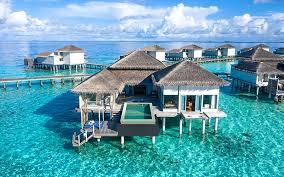 Меден месец… на Малдивите!