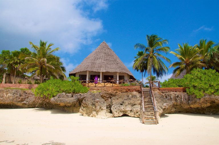 Плажен хотел Занзибар