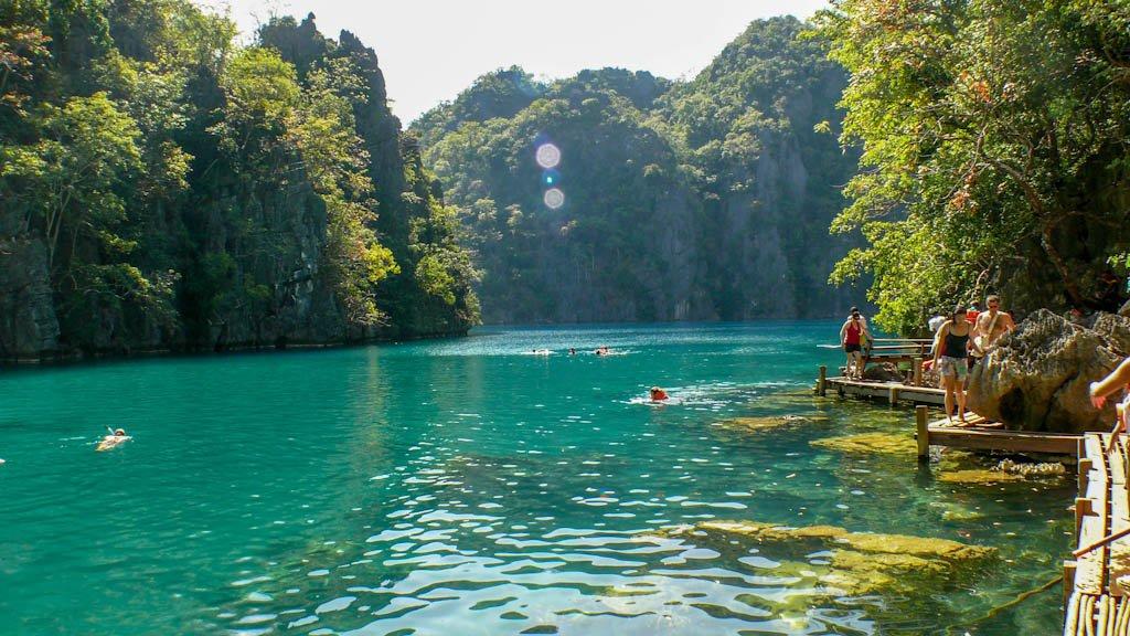 Остров Палаван- Най- прекрасното място в света за подводно плуване и гмуркане!