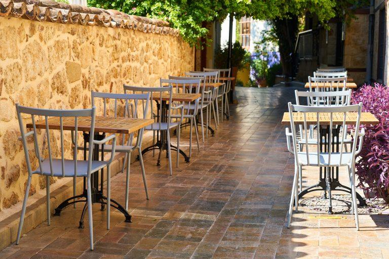 Кафене в Анталия