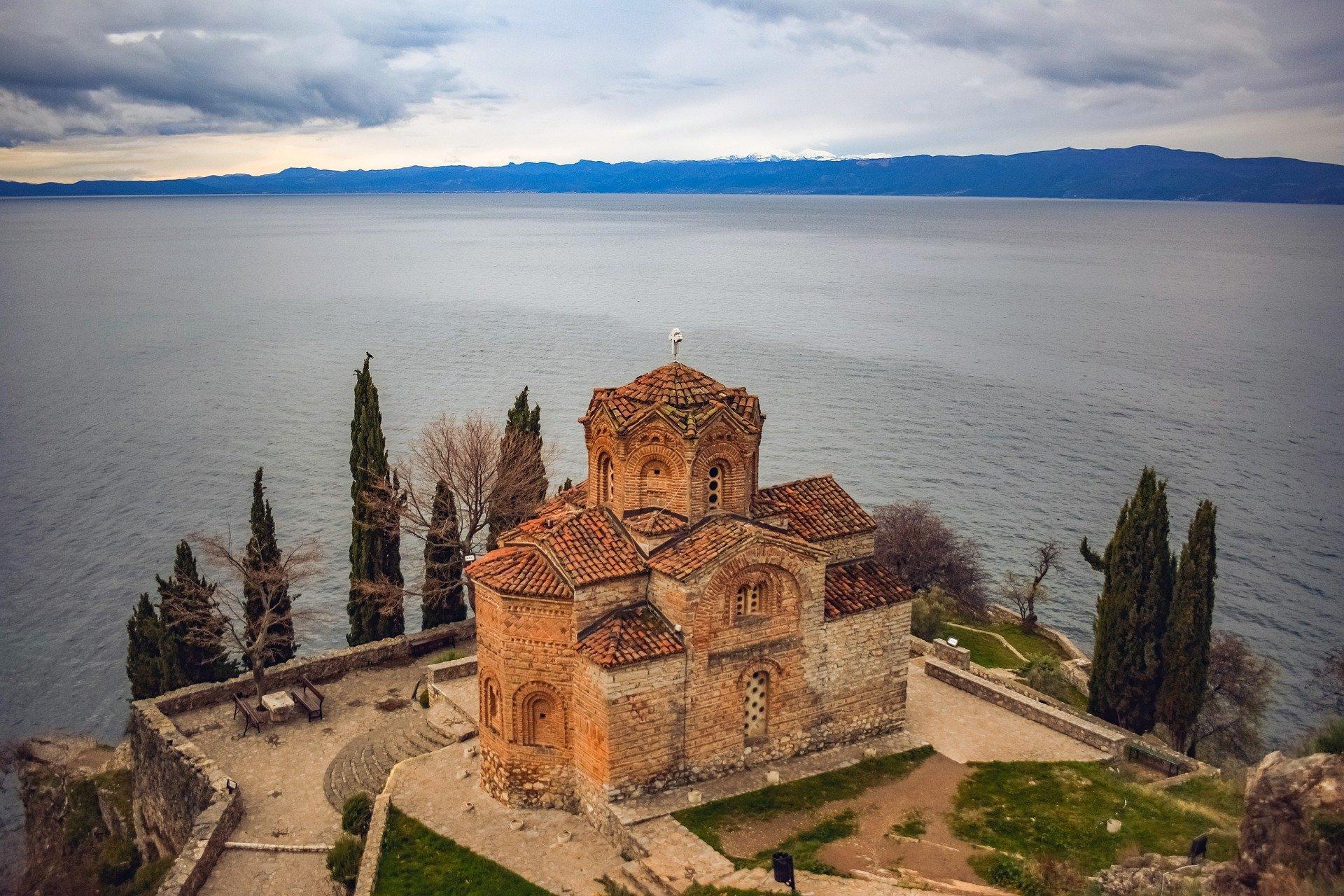 Коледа и Нова Година в Охрид!Автобус!