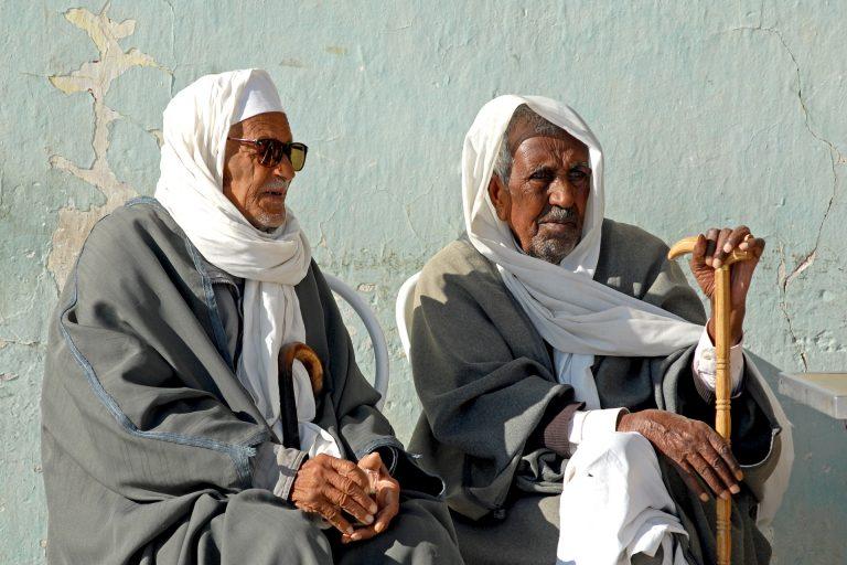 Бедуини в Тунис