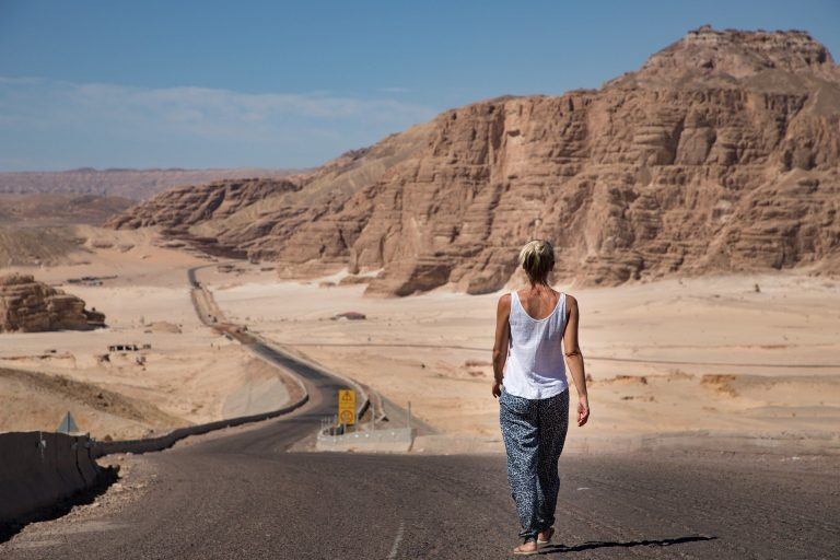 Пустинята в Египет
