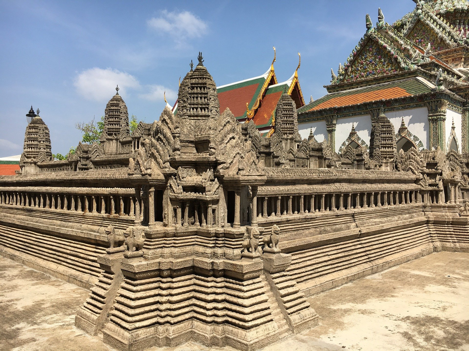 Големият дворец в Банкок
