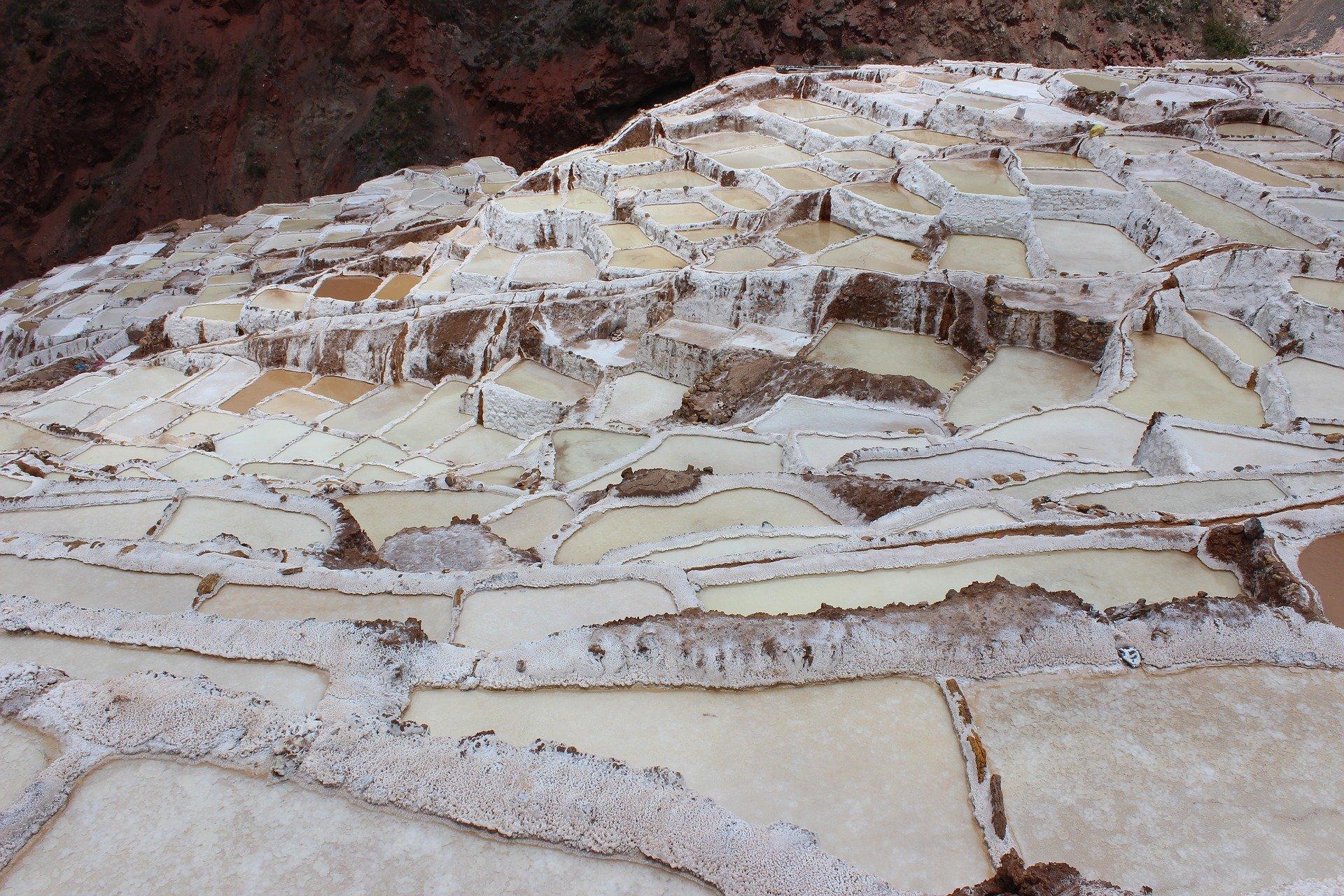 Свещената долина на инките
