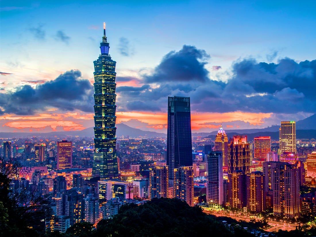 Пътешествие до Южна Корея и Тайван