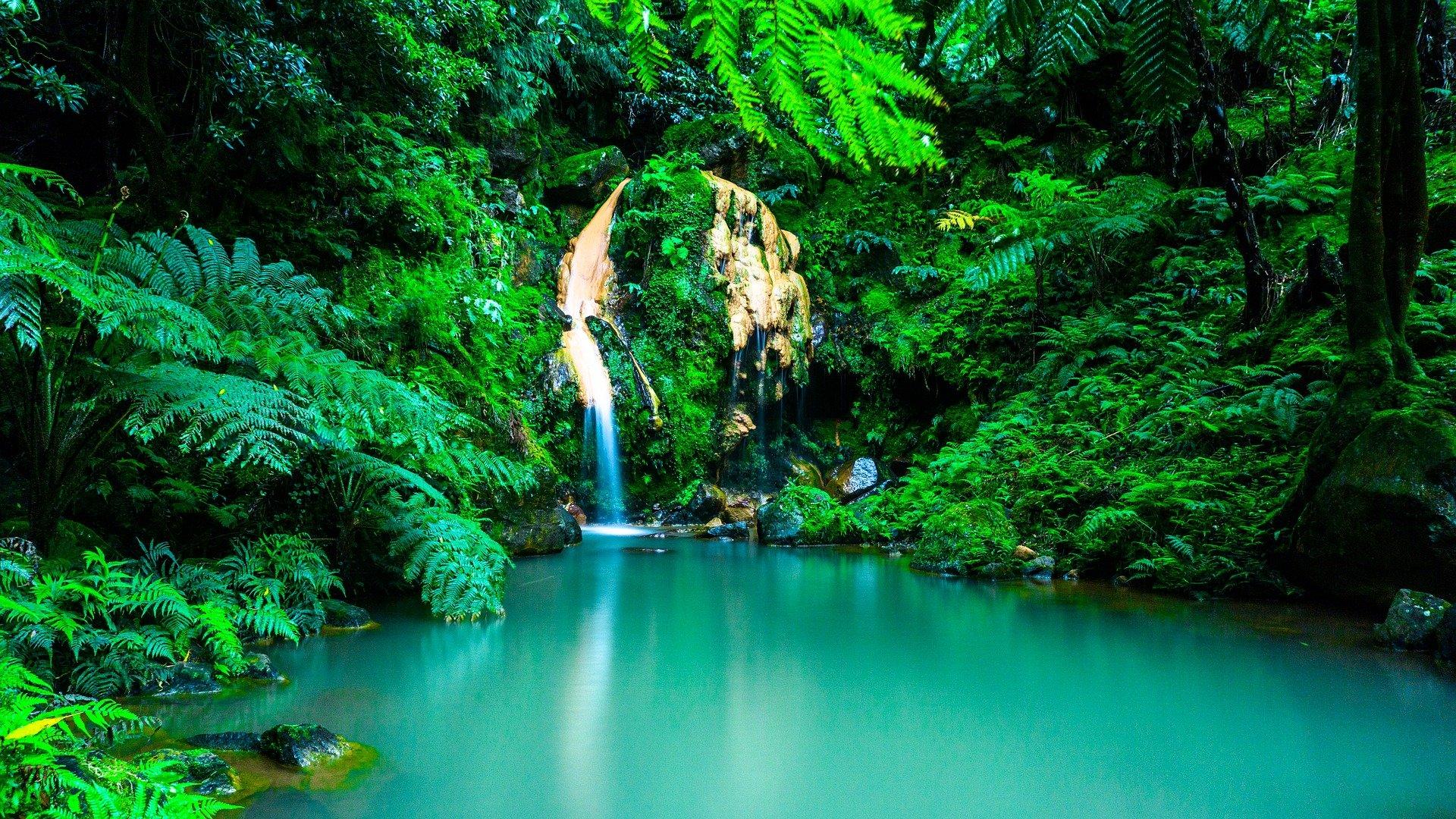 Водопад Азорски
