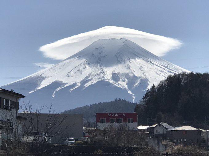 Фуджи- Свещената мъжка планина