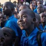 Деца в Кения