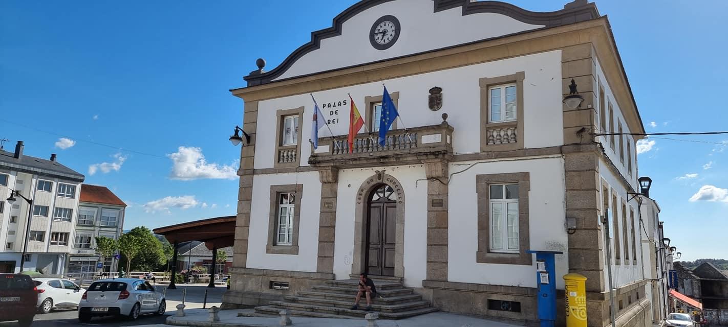 Кметството в Палас де Рей