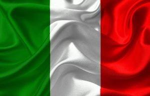 Знаме на Италия