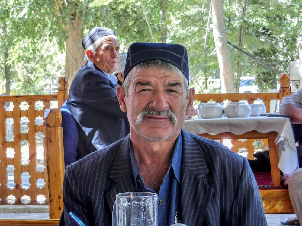 Узбекски мъж, Букхара