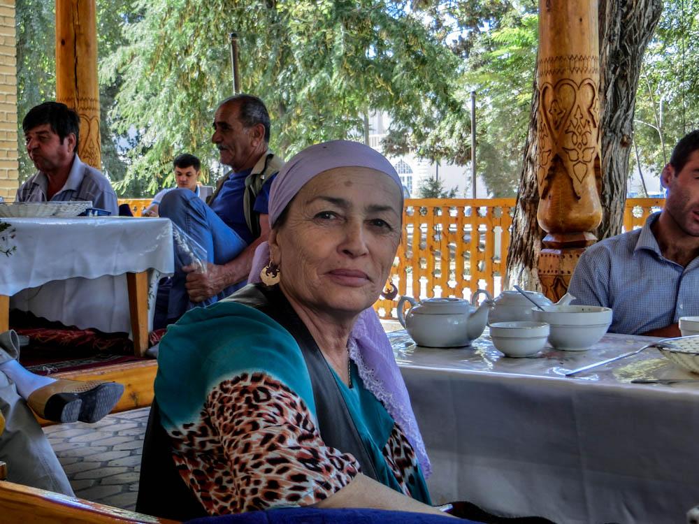 Узбекска жена, Букхара