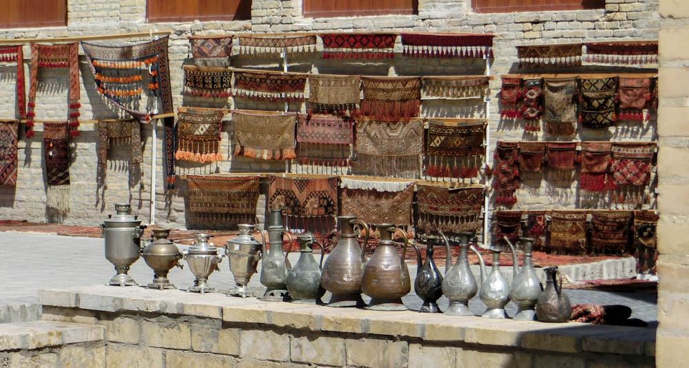 Пазар в Букхара