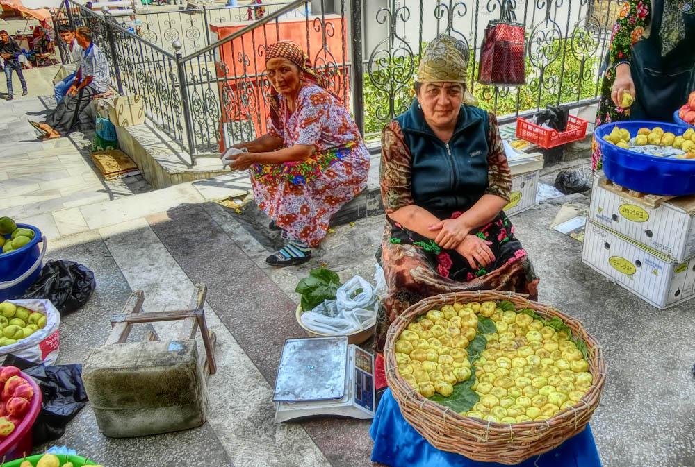 Пазар в Самарканд