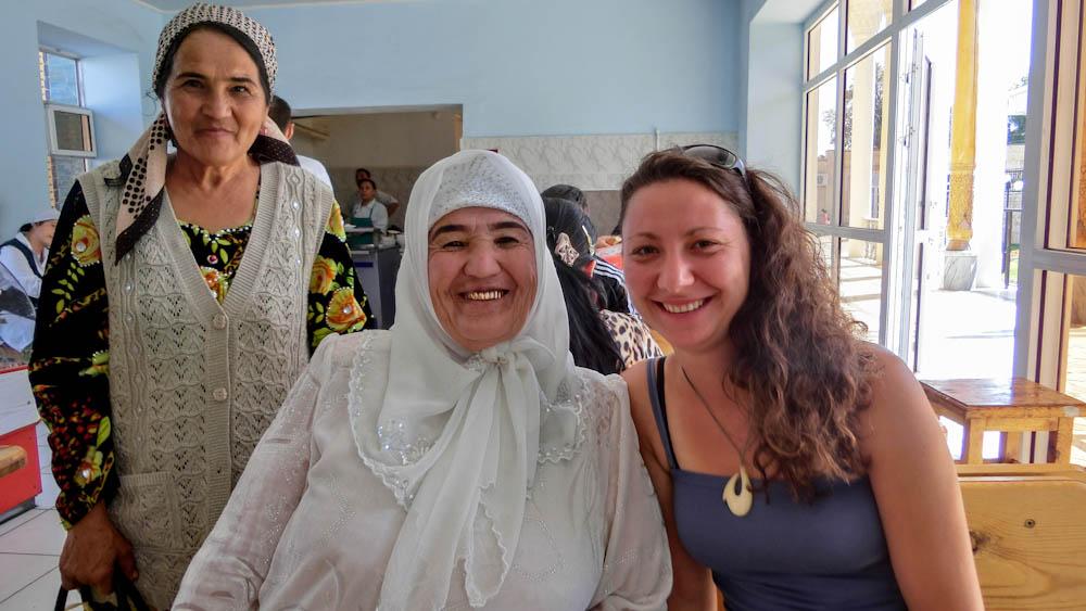 Златните усмивки на Узбекистан