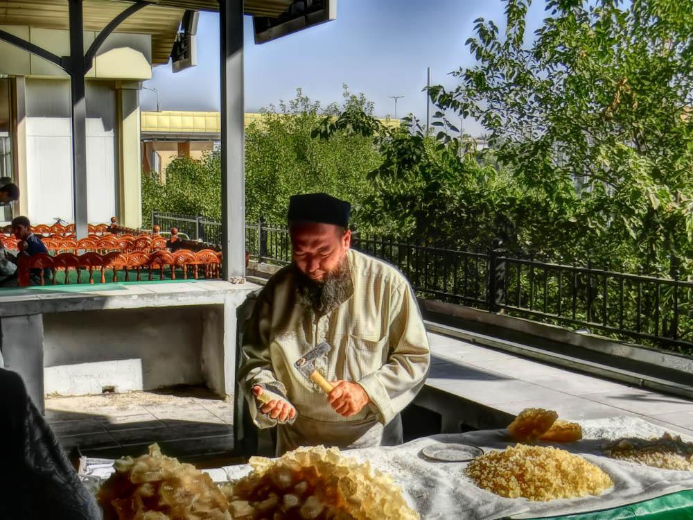 Пазар Chorsu, Ташкент