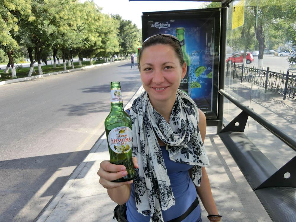 Крушова лимонада в Ташкент
