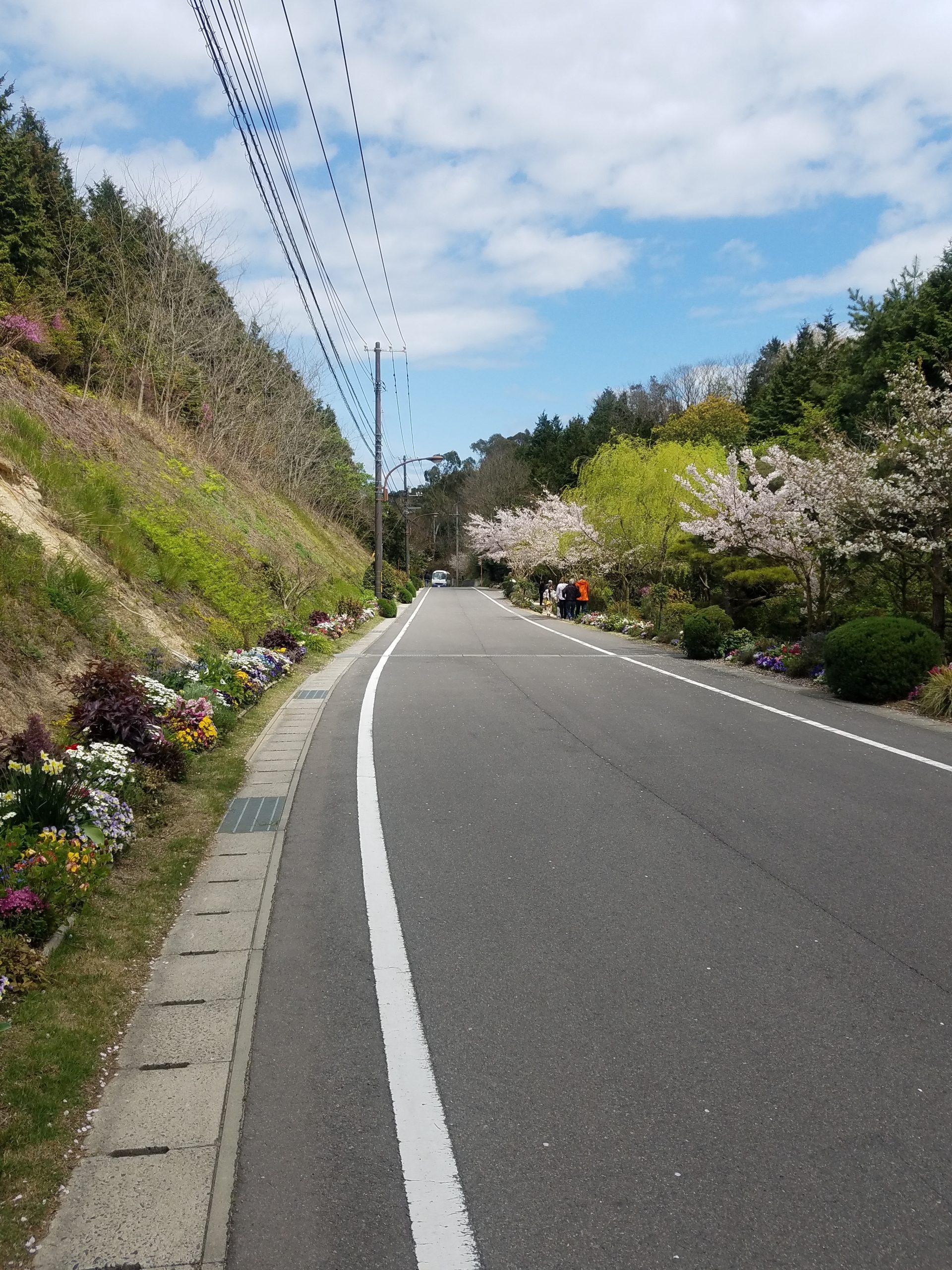 Остров Наошима, по пътя за музейя
