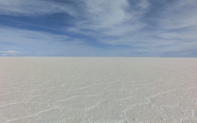 Боливия Salt Flats